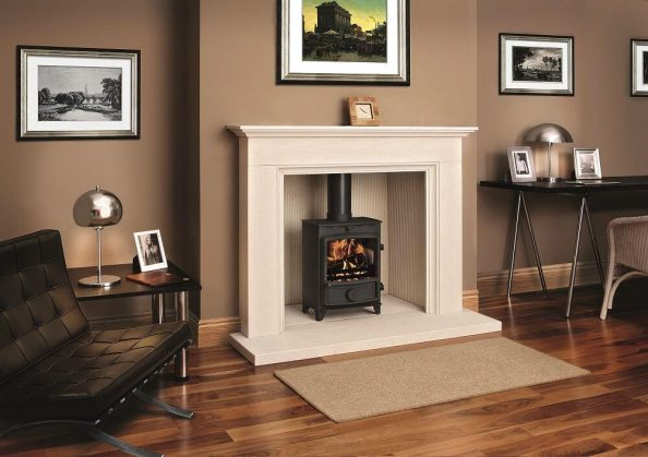 Multi-fuel stove for Smoke Control Areas